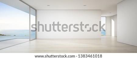 empty room Stock photo © neirfy