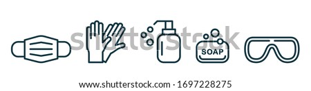 Protective Glove Stock photo © winterling