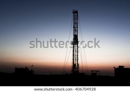 землю нефть насос очистительный завод области Сток-фото © goce