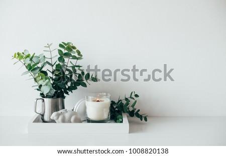 自然 エコ 新鮮な 緑 葉 ストックフォト © neirfy