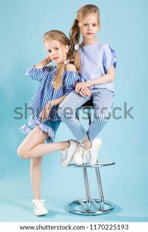 blond · Blauw · draaien · vrouw · oog · mode - stockfoto © traimak