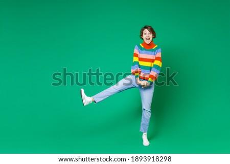 imagem · elegante · mulher · 20s - foto stock © deandrobot