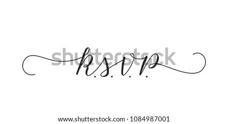 テンプレート エレガントな 現代 書道 ストックフォト © Andrei_