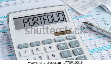 Asset Classes Stocks Bonds Cash Real Estate Portfolio Puzzle 3d Illustration Stock photo © iqoncept