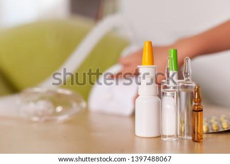 gyógyszer · orvosi · csepp · folyadék · kutatás · buborék - stock fotó © ilona75