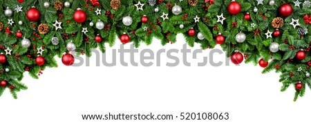 árvore de natal férias ornamento enforcamento sempre-viva ramo Foto stock © Frankljr