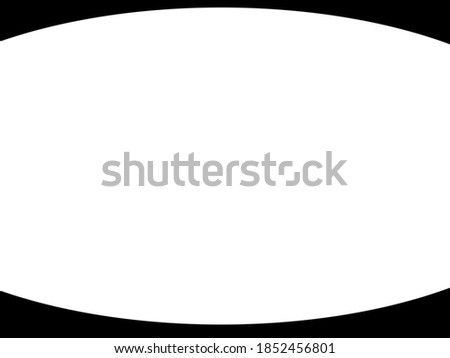 Isolated top and bottom parts of grunge painted texture. Useful  Stock photo © pashabo