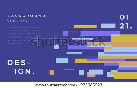 Szín tele tér dinamikus absztrakt számítógép Stock fotó © jaggat_rashidi