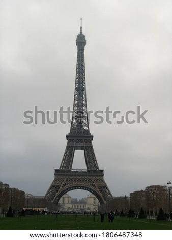 Tour · Eiffel · lumière · performances · montrent · nuit · Paris - photo stock © photocreo