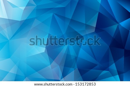 Conception of triangle wallpaper. Trendy Polygonal design. Easy usage. Vector. Stock photo © JeksonGraphics