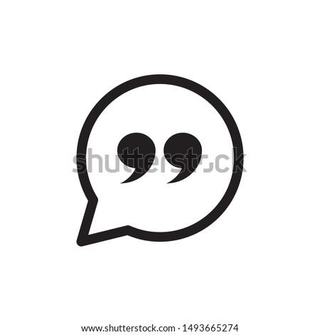 Opinion icon Stock photo © ahasoft