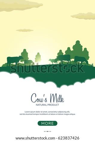 Poszter tej természetes termék vidéki táj malom Stock fotó © Leo_Edition