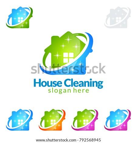 arranha-céu · limpeza · serviço · vetor · homem · balde - foto stock © pikepicture