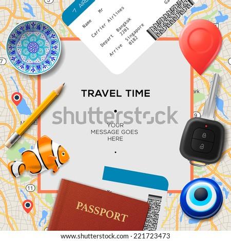Турция время путешествия путешествия поездку отпуск Сток-фото © Leo_Edition