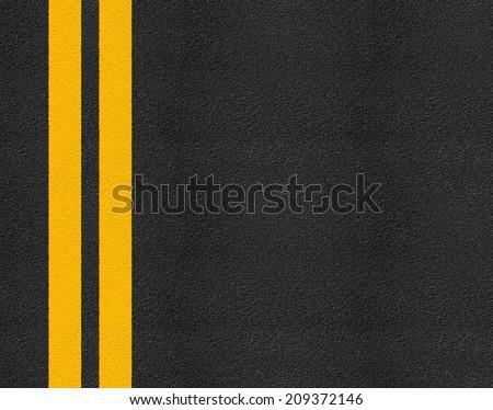 Carretera asfalto carretera calle horizontal recto Foto stock © Andrei_