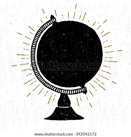 logo · embleem · vintage · reizen · badge - stockfoto © jeksongraphics
