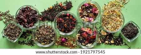 Homeopatik tıp ayarlamak yeşil hapları alternatif tıp Stok fotoğraf © Imaagio