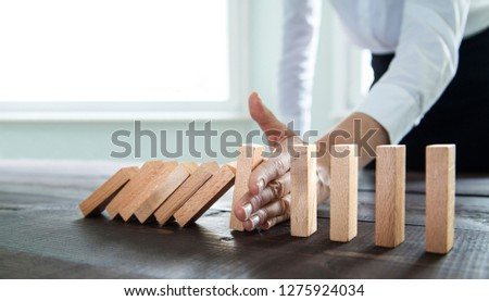 Strategy and successful intervention concept for business, busin Stock photo © Freedomz