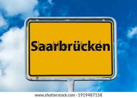 opera Saarbruecken Stock photo © magann