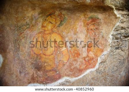 Világ híres hölgyek stílus palota Sri Lanka Stock fotó © meinzahn