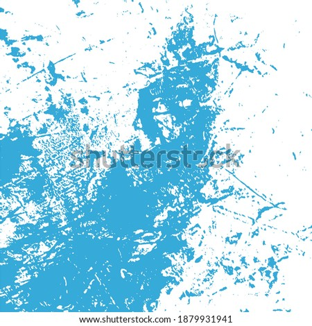 Grunge style cover for brochure urban images. Vector illustratio Stock photo © leonido