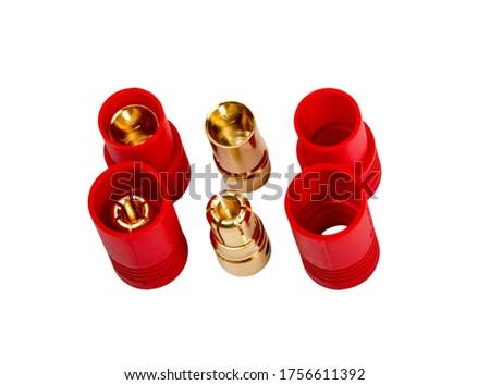 Elektronikus gyűjtemény alacsony elektromos feszültség erőteljes ipari Stock fotó © nemalo