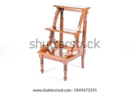 Background of house with step ladder. Stock photo © RAStudio