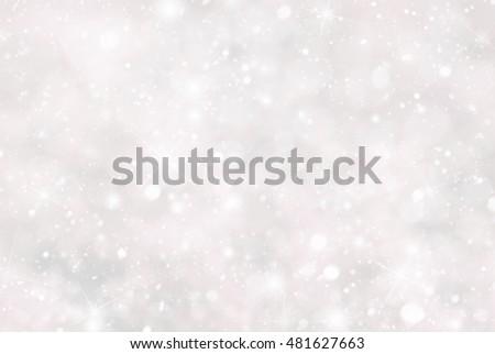 ストックフォト: クリスマス · ぼけ味 · 星 · ピンク · 色 · テクスチャ