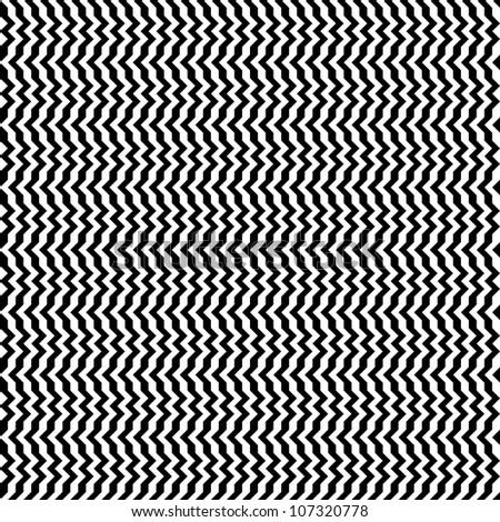 Vector Seamless Black and White Vertical Wavy Stripes Pattern Stock photo © CreatorsClub