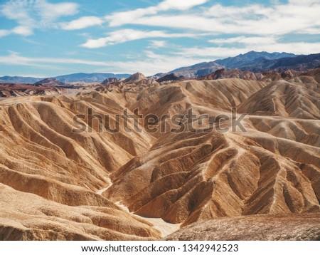峡谷 · カリフォルニア · ネバダ州 · 屋外 - ストックフォト © meinzahn