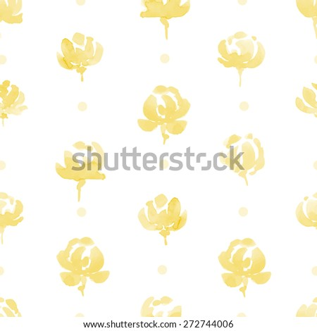 clássico · elegante · ornamento · padrão · aquarela · vetor - foto stock © frimufilms