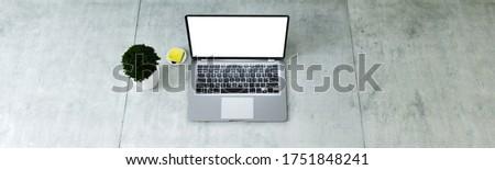 ноутбука конкретные полу завода Top мнение Сток-фото © sedatseven