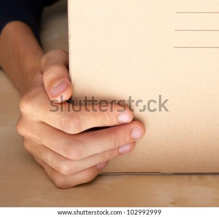 empresário · sinais · negócio · lápis · fita - foto stock © hasloo