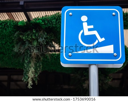 disabilities   disabled person in wheelchair and one wth walker stock photo © iqoncept