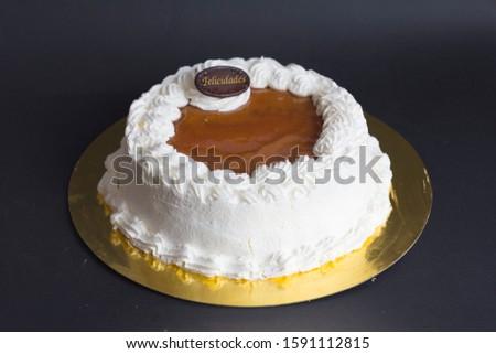 торт пудинг Cookies шоколадом Сток-фото © jarp17