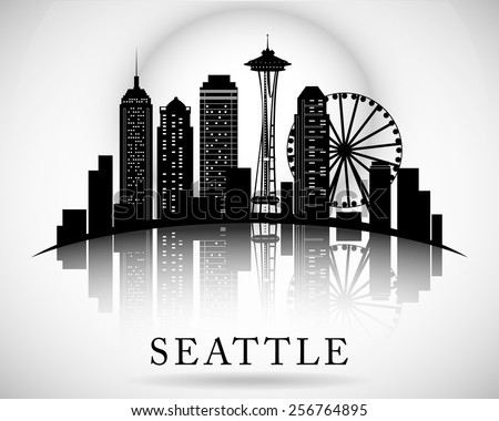 dettaglio · spazio · ago · torre · Seattle · Washington - foto d'archivio © jirivondrous