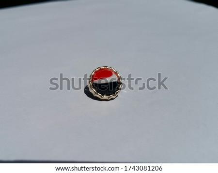 szett · értékes · kövek · izolált · fehér · vektor - stock fotó © pikepicture