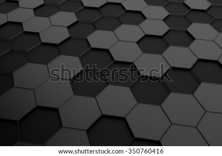 résumé · hexagone · fil · surface · technologie · bruit - photo stock © anadmist