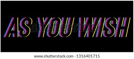 愛 スローガン グラフィック Tシャツ デザイン 現代 ストックフォト © ikopylov