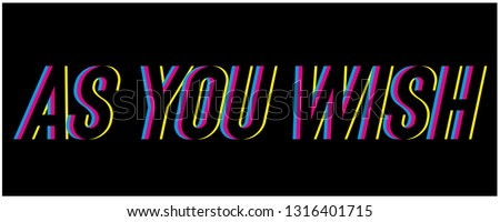 Amor slogan gráfico tshirt projeto moderno Foto stock © ikopylov