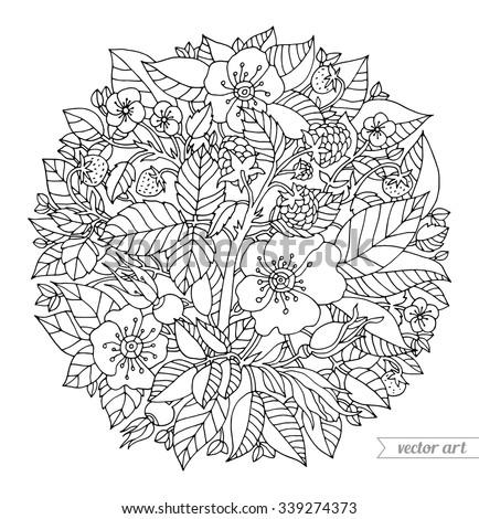 vector · arce · hojas · otono · de · punto · patrón - foto stock © marysan