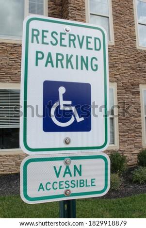 ハンディキャップ · 駐車場 · にログイン · 医療 · 背景 · ヘルプ - ストックフォト © kyryloff