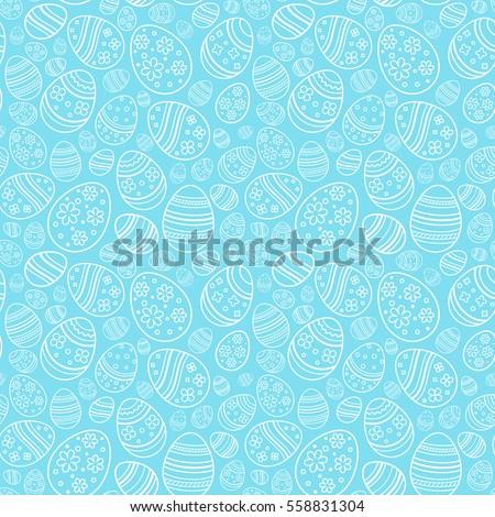 Paskalya dekoratif yumurta plastik yumurta arka plan Stok fotoğraf © furmanphoto