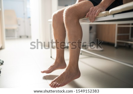 doktor · bacak · tıbbi · ofis · sağlık - stok fotoğraf © pressmaster