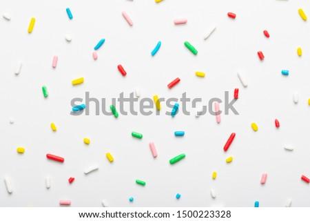 Arrangement of Sprinkles  Stock photo © zhekos
