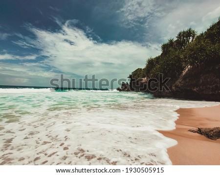 Tropical Noon 6 Stock photo © azamshah72