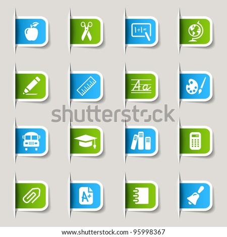 Mathematical Sign Blue Vector Icon Button Stock photo © rizwanali3d