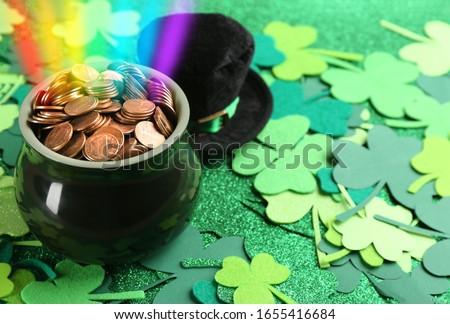 магия · Hat · деньги · фотография · Flying · монетами - Сток-фото © orensila
