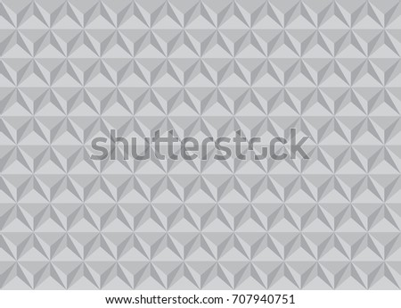 Deep Blue Isometric Seamless Pattern. 3D Optical Illusion Backgr Stock photo © almagami