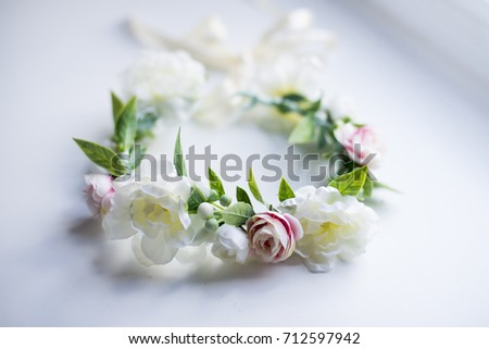 Jonge schoonheid vrouw bloem roze Stockfoto © iordani
